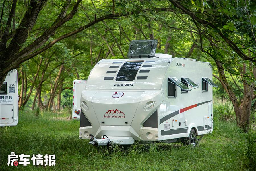 2020款飞神探索者F530