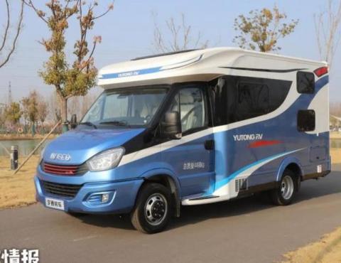 新款宇通C533旗舰版房车,动力升级颜值超高,2人旅行挺省心