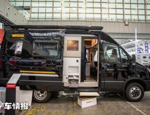专为2人设计的卫航房车,车高不到2.8米驾驶方便,日常所需全搞定