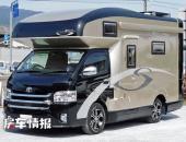 丰田房车又出新布局了!配2.7L动力+6AT,四张独立床睡觉互不打扰
